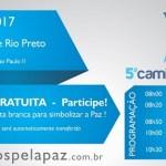 5ª Caminhada pela Paz em São José do Rio Preto – SP