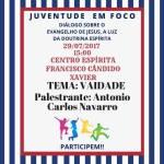 """CEFCX: Juventude em Foco – """"Vaidade"""" em São José do Rio Preto – SP"""