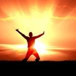 Buscando a felicidade no mundo espiritual