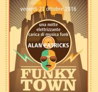 Alan Patricks @ Living Room | Eventi - AgendaLugano