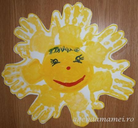 amprenta manuta soare