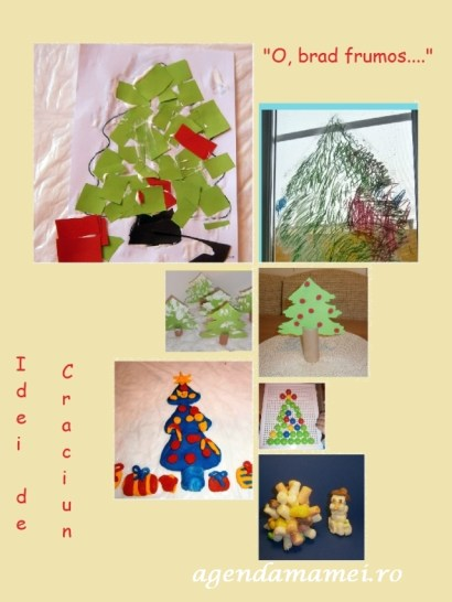 Craft ideas Christmas tree