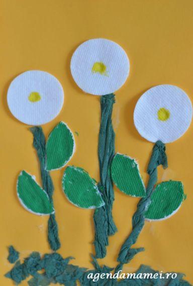craft flori de musetel