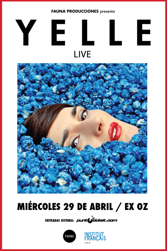 YELLE-poster