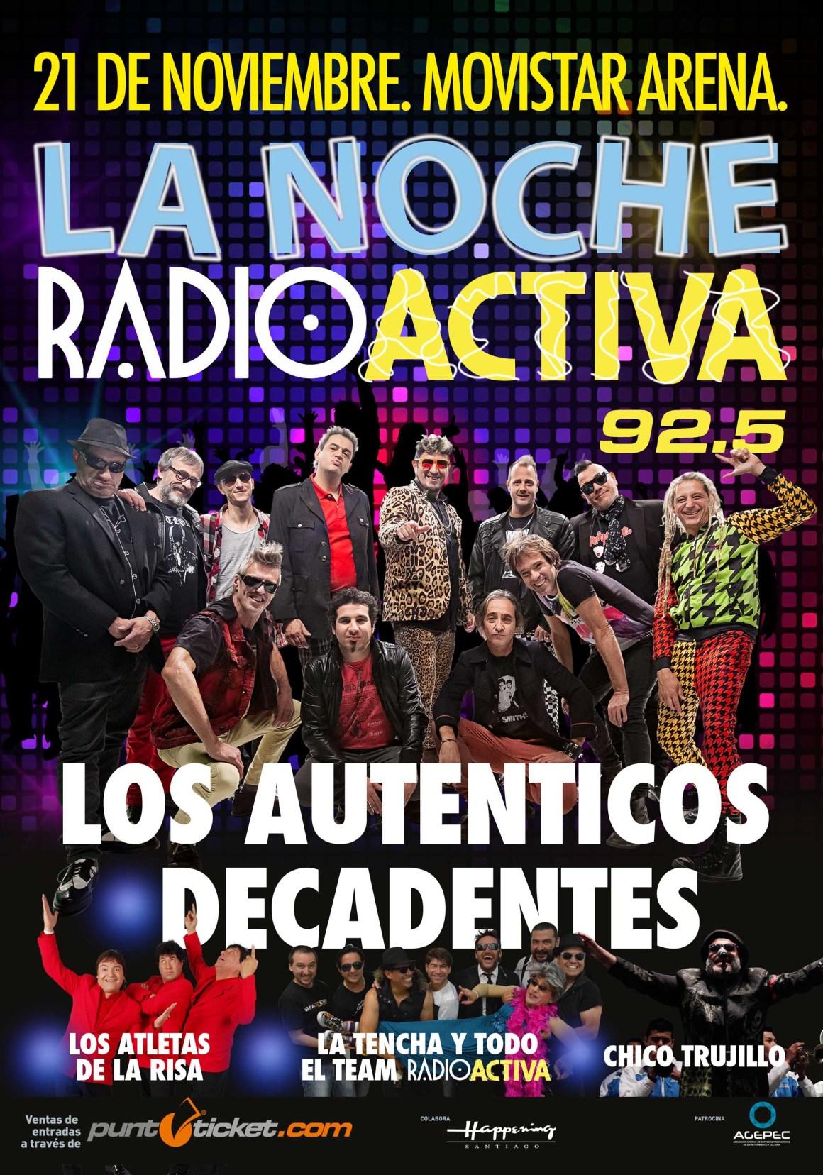 AficheNocheRadioActiva
