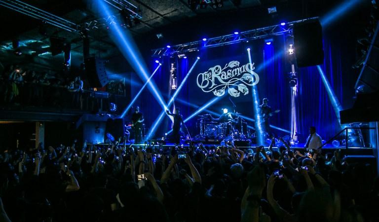 Fotos de The Rasmus en Chile: 15 de noviembre