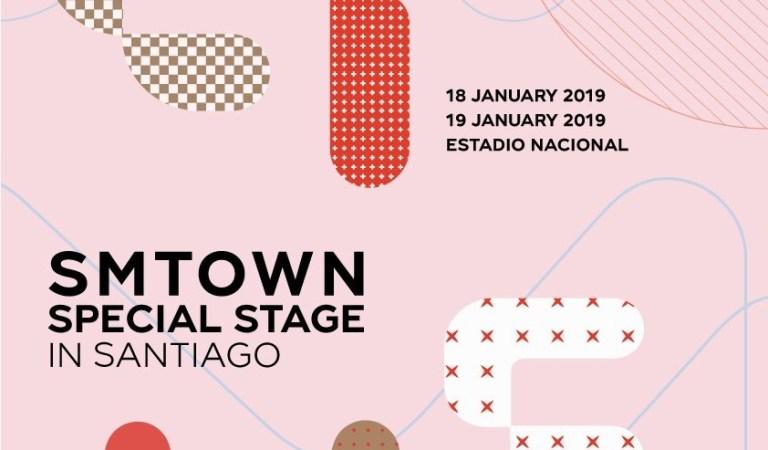SMTown Chile: Confirmado para el 18 y 19 de enero en Estadio Nacional