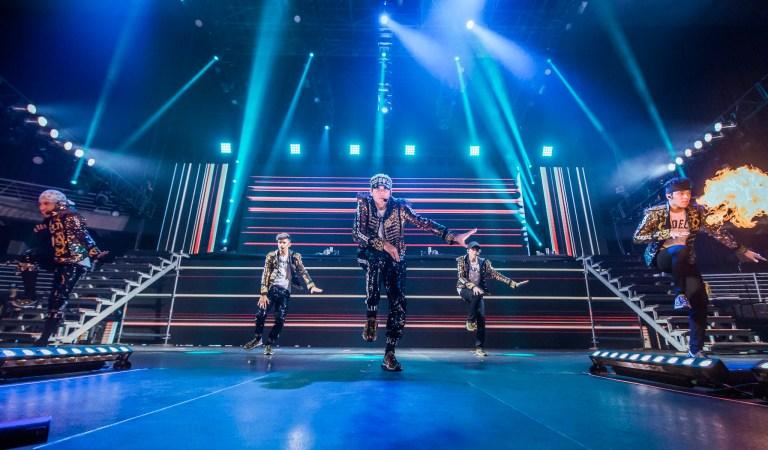 Fotos de CNCO en Movistar Arena: 9 de diciembre
