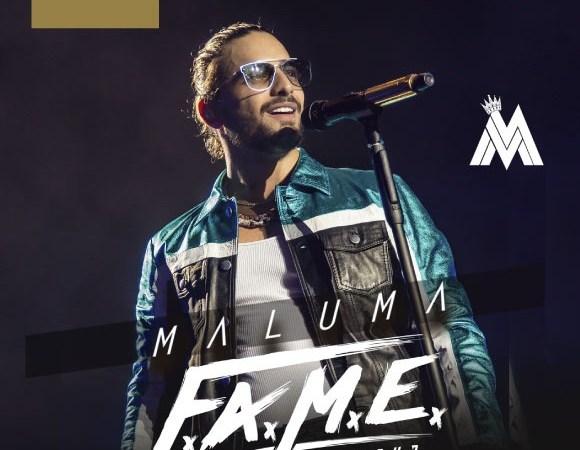 Gran Arena Monticello confirma concierto de Maluma: 11 de mayo