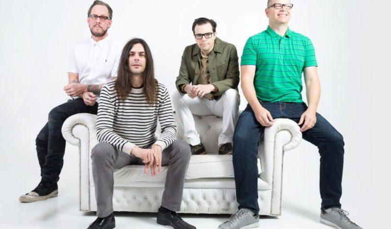 Weezer por primera vez en Chile en Movistar Arena: 26 de septiembre