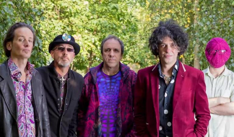 El rock psicodélico de Gong debuta en Chile: 24 de marzo