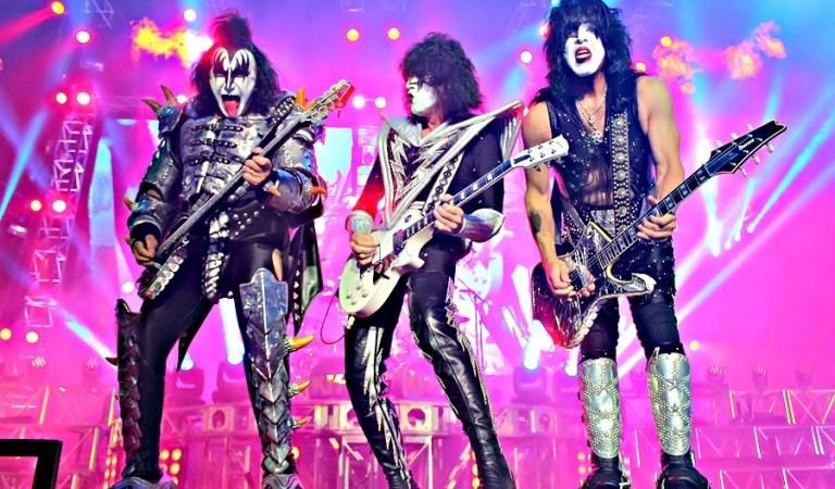 Kiss anuncia su fecha de reprogramación en Chile: 14 de octubre de 2021