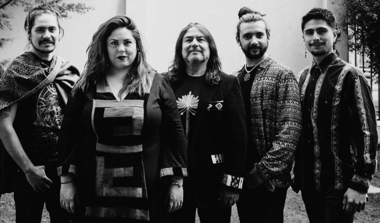 Kalfu, la banda que promueve la cultura mapuche, estrena nuevo EP