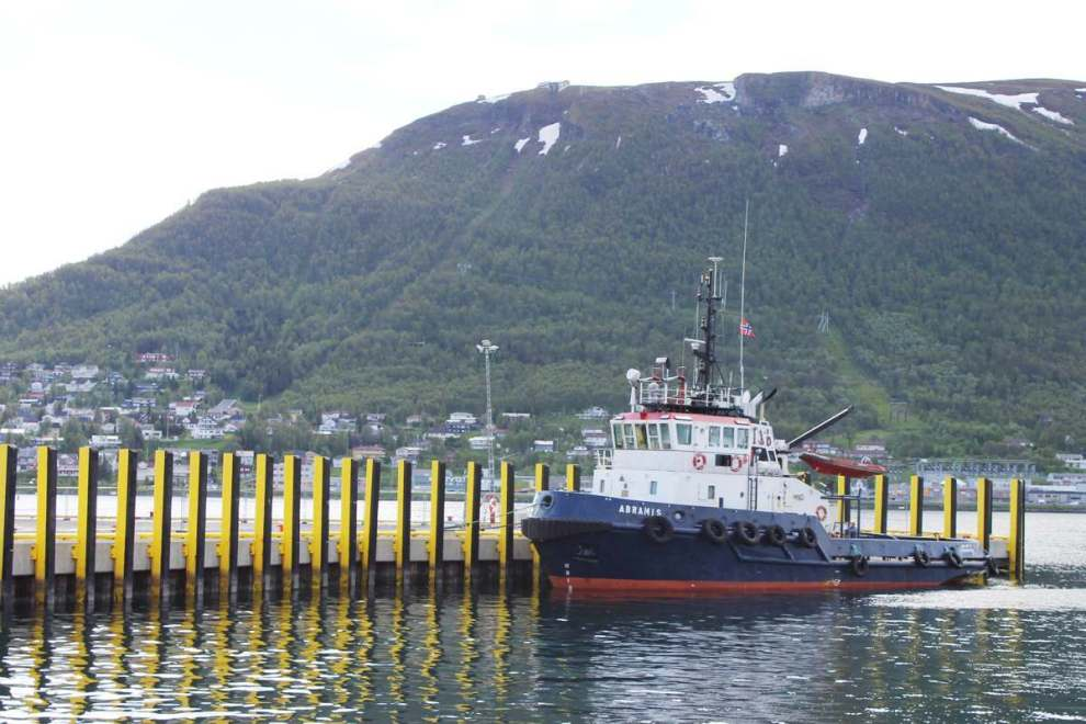 Il porticciolo di Tromso