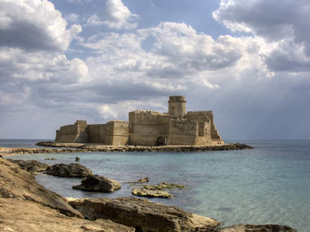Capo Rizzuto in Calabria