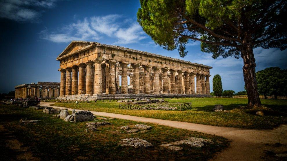 Gli Scavi archeologici di Paestum