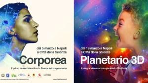 A Napoli inaugura Città della scienza