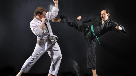 corsi Karate, Judo e Taekwondo ad Avellino.