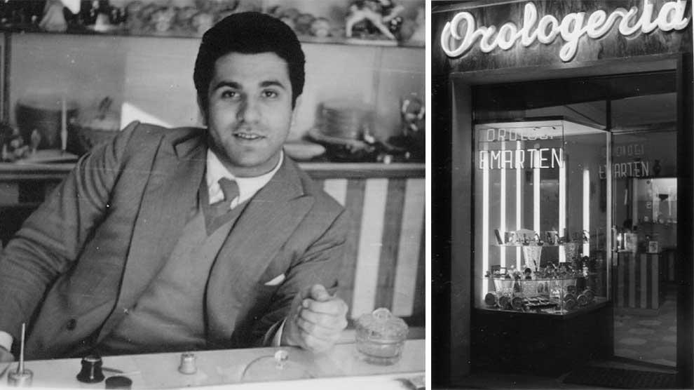 Moschella ad avellino l 39 arte del lusso in una storia di for Case di lusso a una storia