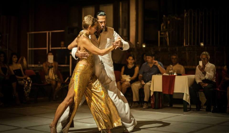 Corsi tango argentino avellino