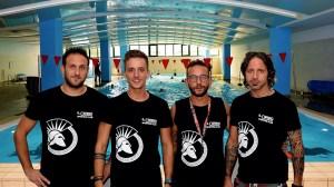 Gli Istruttori dei Corsi di Nuoto del carro Sporting Club