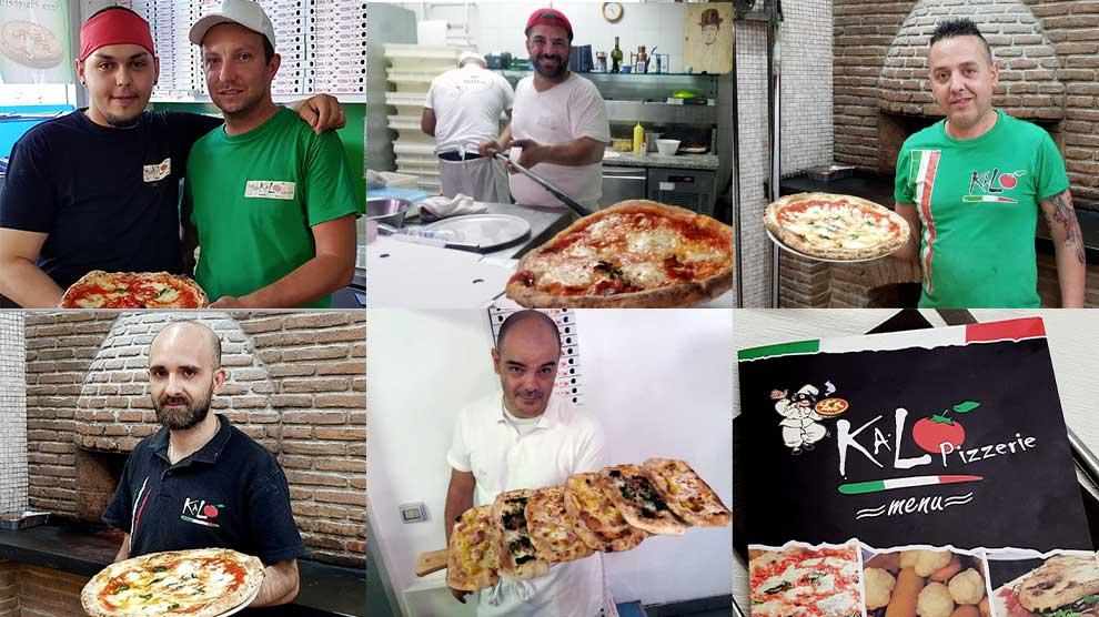 I pizzaioli di Kalò