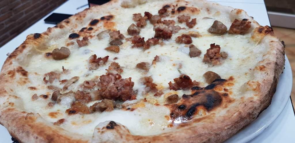 La pizza montellese