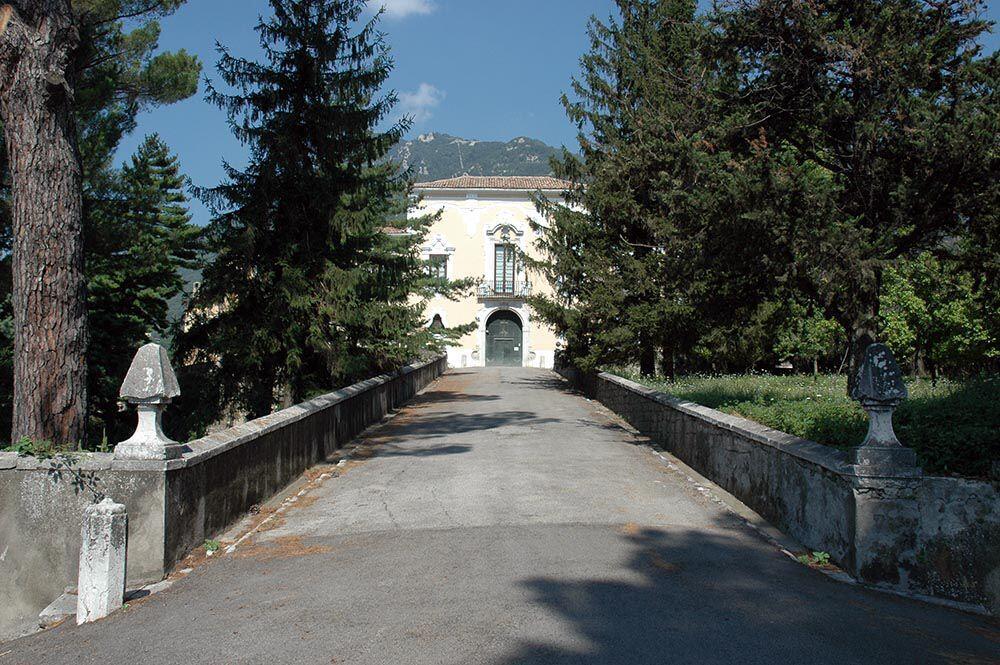 abbazia del loreto Mercogliano