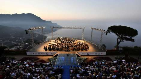 Belvedere di Villa Rufolo Ravello Festival