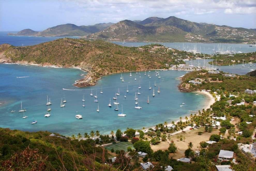 Il Porto di Antigua