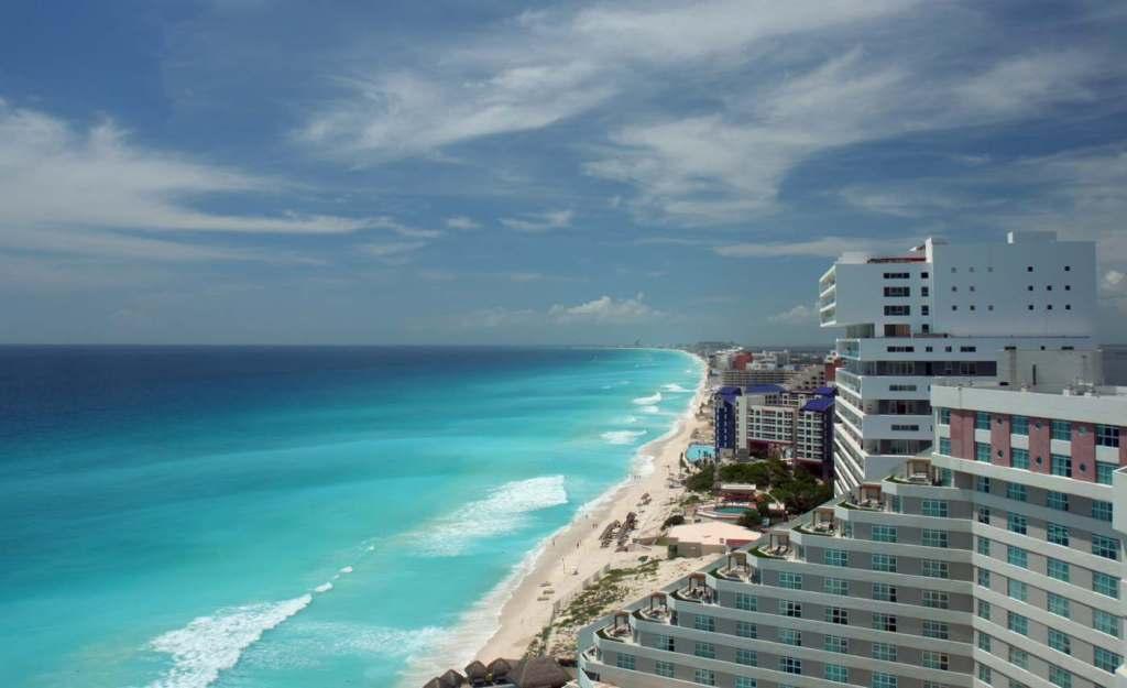 Cancun in Messico
