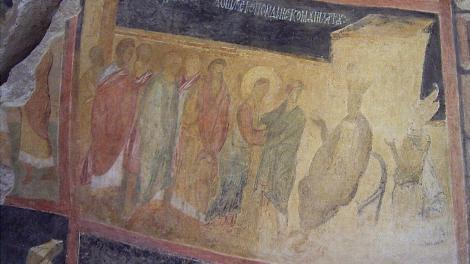In Bulgaria, il monastero rupestre di Ivanovo è dal 1979 Patrimonio dell'Umanità dall'UNESCO con le sue cinque chiese di immenso valore.