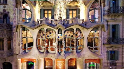 Casa Batllo Barcellona
