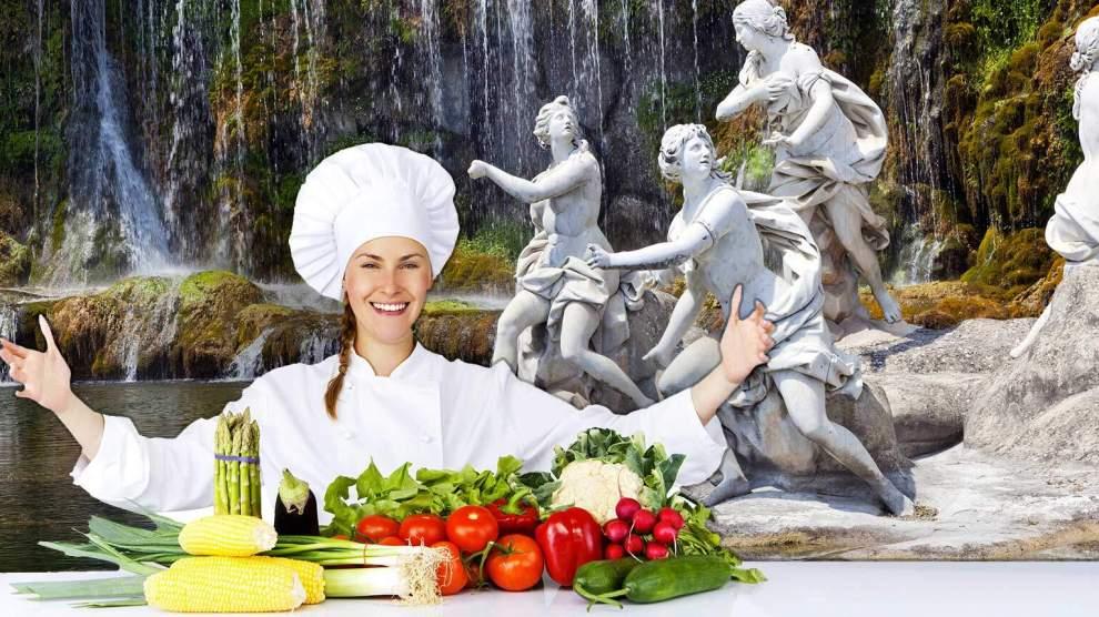 Tra profumi e sapori, viaggio gastronomico nella cucina casertana tra prodotti tipici e piatti della tradizione contadina.