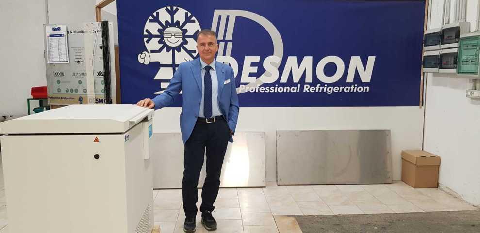 Corrado De Santis presidente Desmon