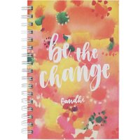 Personalised Ecojot change A5 notebook