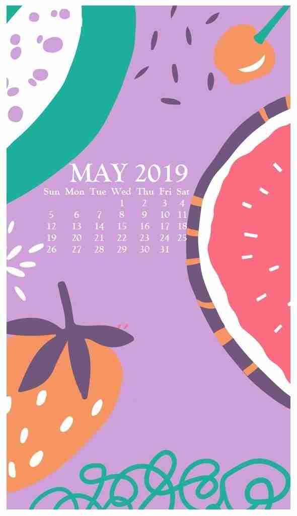 Sfondi E Calendari Desktop E Mobile Maggio 2019 Agenda Perfetta