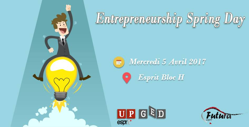Entrepreneurship Spring Day