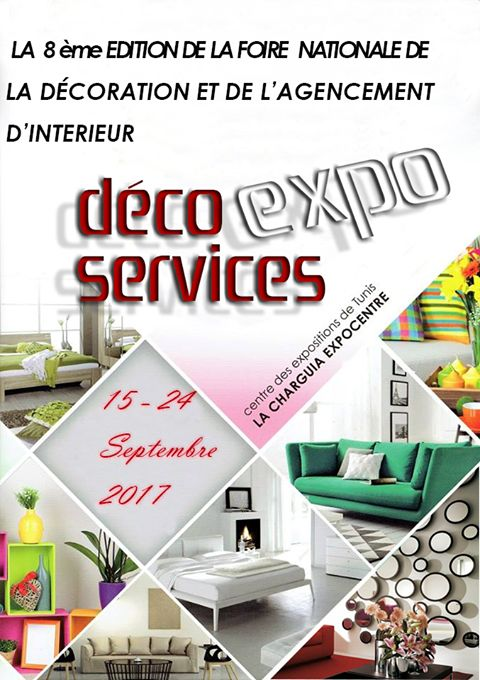 Foire Déco Services Expo Charguia