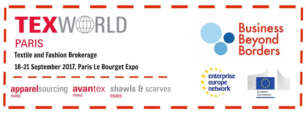 Rencontres d'affaires B2B à Paris – « TEXWORLD 2017»