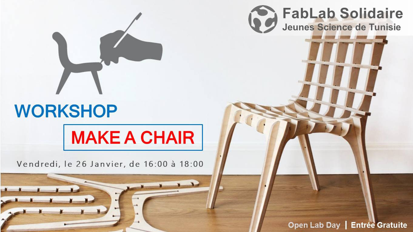 Workshop How to Make a Chair