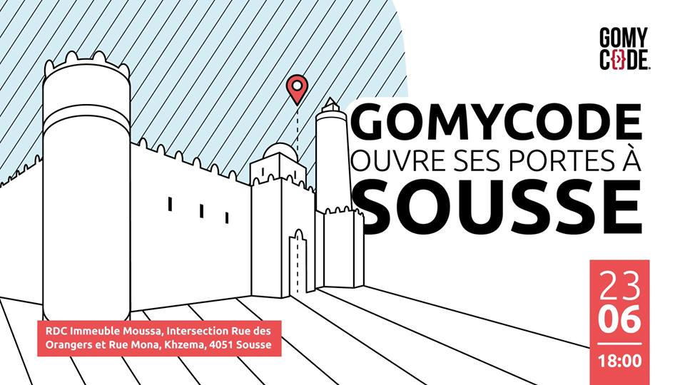 Inauguration de GoMyCode Hackerspace Sousse