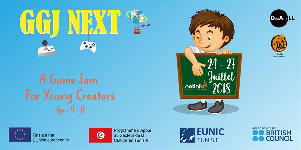 GGJ Next 2018 (1st Edition)