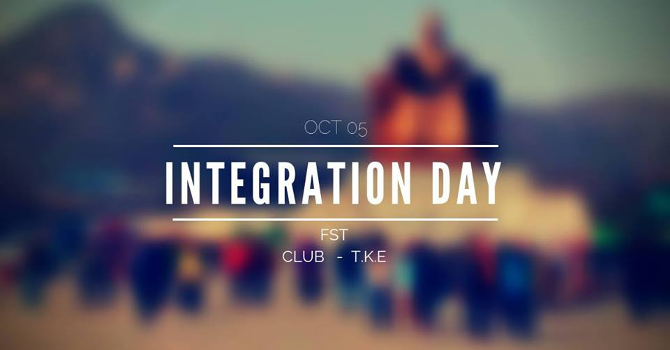 TKE's Integration Day