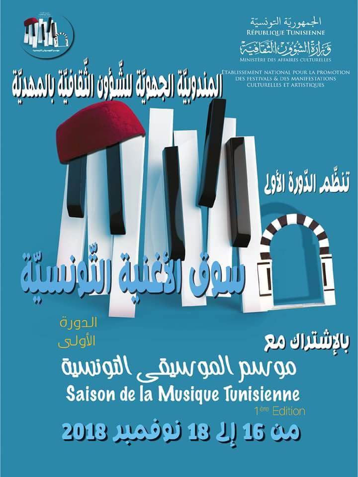 سوق الأغنية التّونسيّة