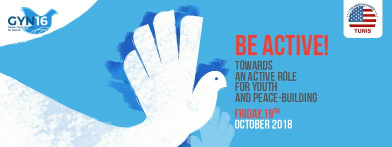 Be Active! Towards an active role for youth and Peace-building