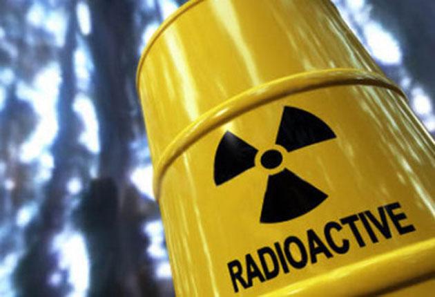 fuente radioactiva