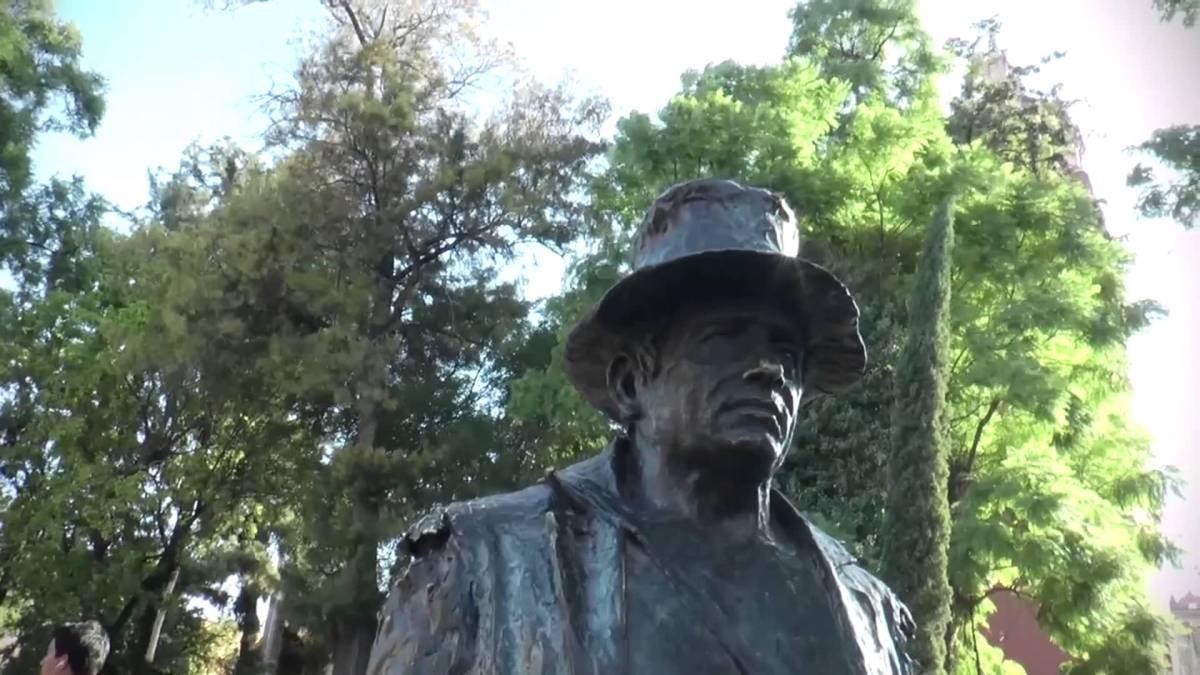 Juan del Jarro, el genio loco de San Luis