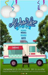 Al Aire Libre - Food Trucks @ San Luis Potosí | San Luis Potosí | México