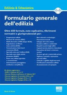 formulario generale dell'edilizia Agenda Tecnica
